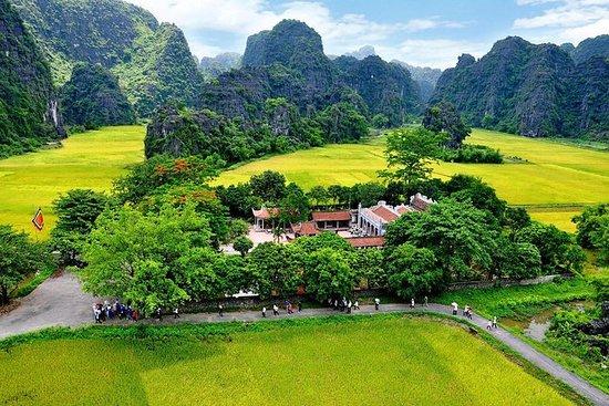 Altes Ninh Binh: Ganztagserkundung mit...