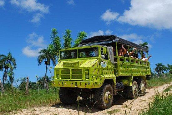 Tour Safari Super di Punta Cana