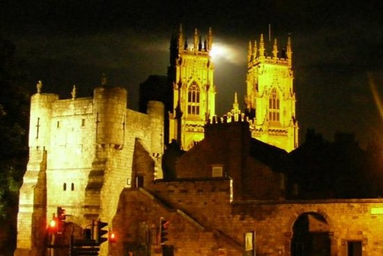 Tour Privado Fantasma de York