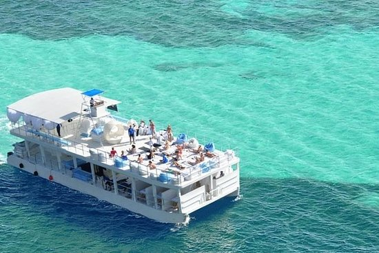 3-Hour Spa Cruise from Punta Cana...