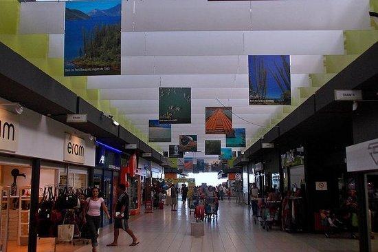 Halvdags shoppingtur fra Noumea