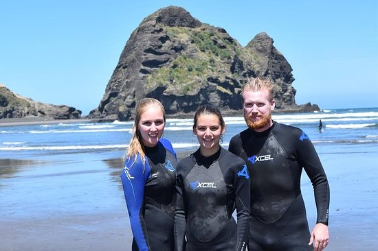 Full-Day Piha and Waitakere Eco-Tour...