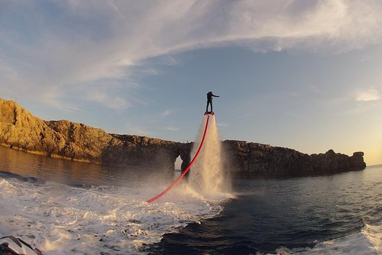 Short Flyboard in Menorca