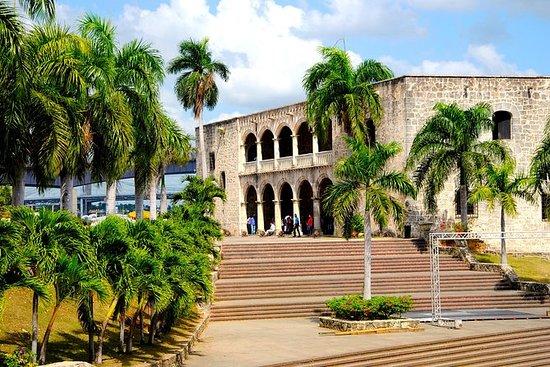 Tour della città di Santo Domingo