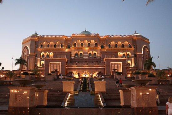 Abu Dhabi Sightseeing Tour pick from...