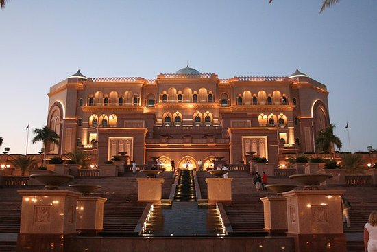 Excursión a Abu Dhabi Sightseeing...