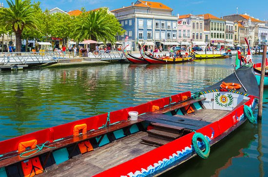Aveiro Half-Day Private Tour with...