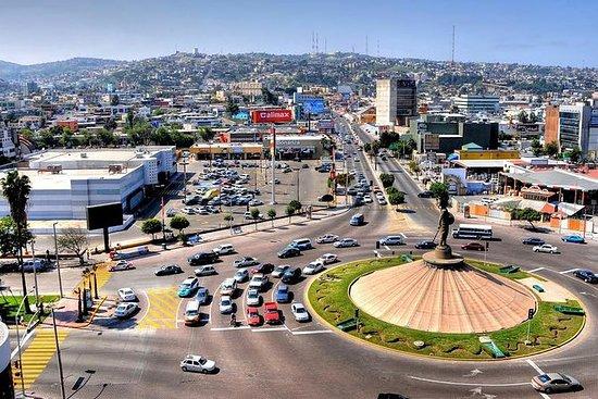 San Diego City og Tijuana Deluxe...