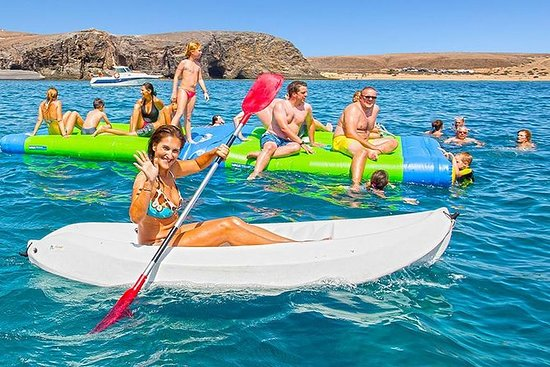 Lanzarote Cruise with Watersports and...
