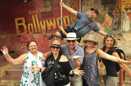 Private Half-Day Bollywood Tour...