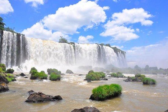 Cataratas brasileñas, el Parque de...