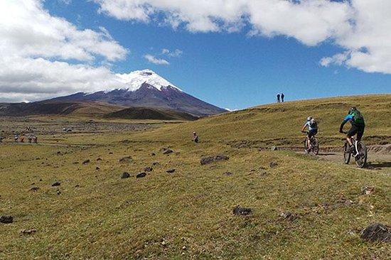 Cotopaxi National Reserve Fahrrad und...