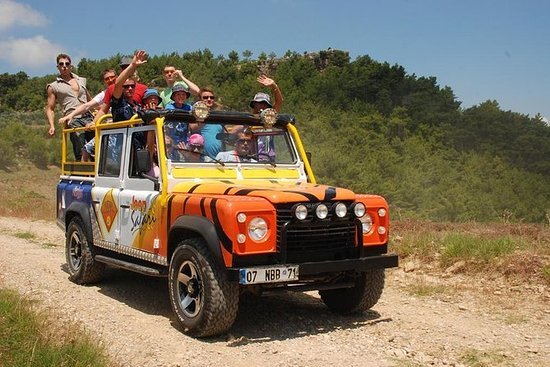 Jeep Safari: Saklikent Gorge, Ancient...