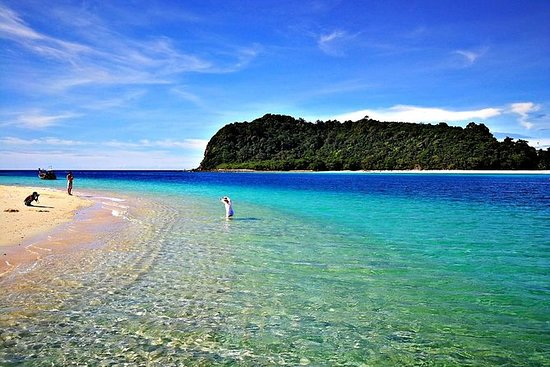 Full-Day Koh Rok Snorkeling Tour by...