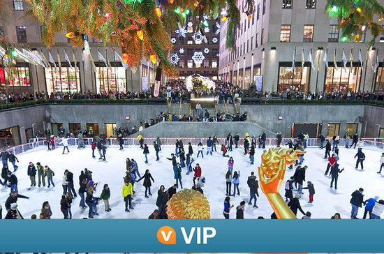 Viator VIP: Rockefeller Center Ice...