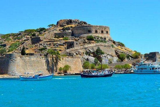 Full-Day Guided Spinalonga Island Tour
