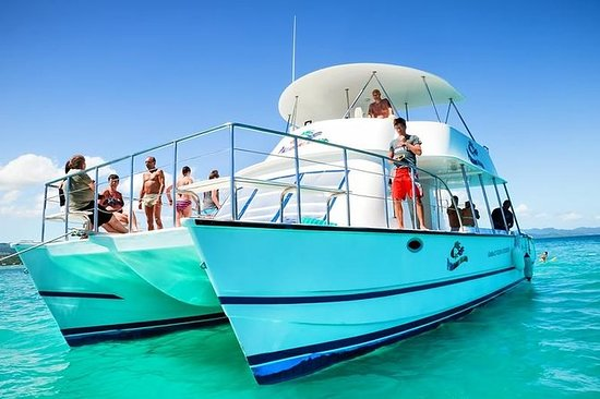Punta Rusia Catamaran Segel von Rio...