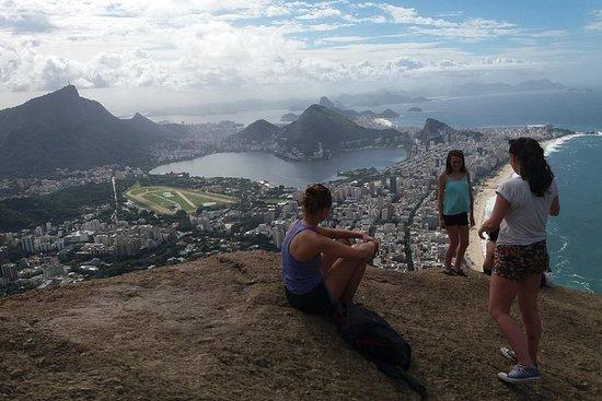 Biking and Hiking Tour van Copacabana ...