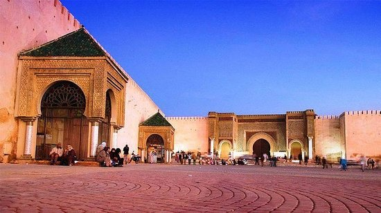 Small-Group Full-Day Meknes and...