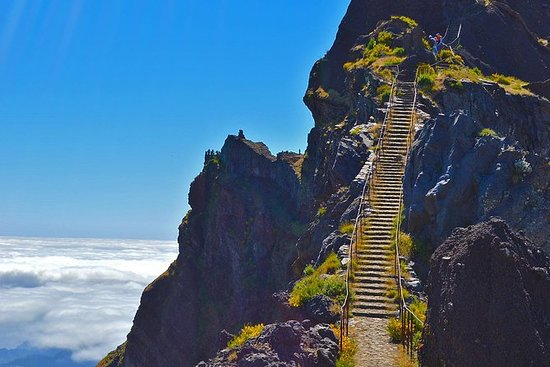 Cime di Madeira - Mountain Walk