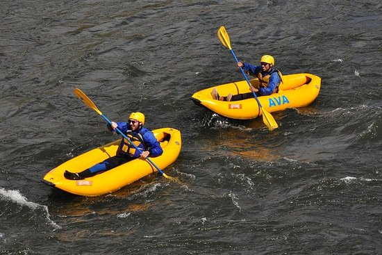 Inflatable Kayak Full Day Excursion