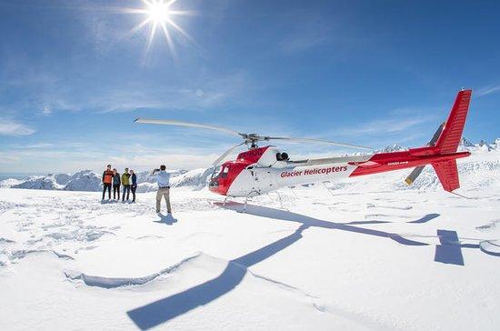Hubschrauberrundflug zum Fox- und...