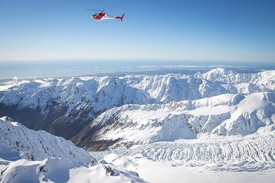 Mount Cook Spectacular Helicopter...