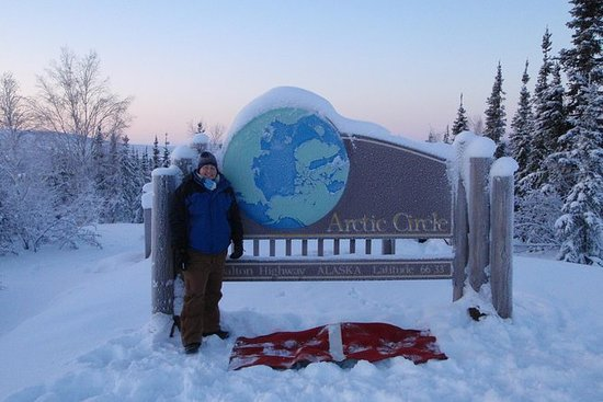 16-Hour Tour of the Arctic Circle in...