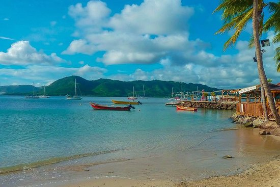 Authentic Tour of Southern Martinique
