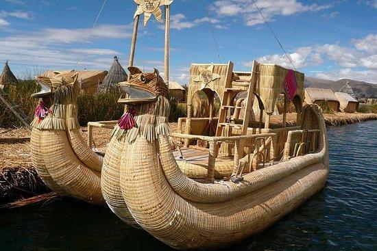 Half-Day Lake Titicaca og Uros...