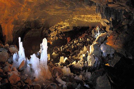 Lava Caves und Reykjanes Peninsula...