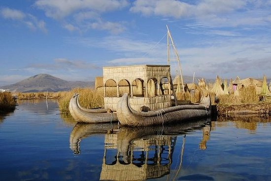 Lake Titicaca Full-Day Tour from...