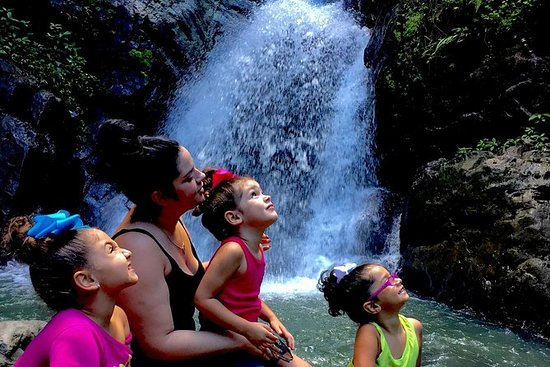 Yunque Rainforest, Luquillo Beach and...