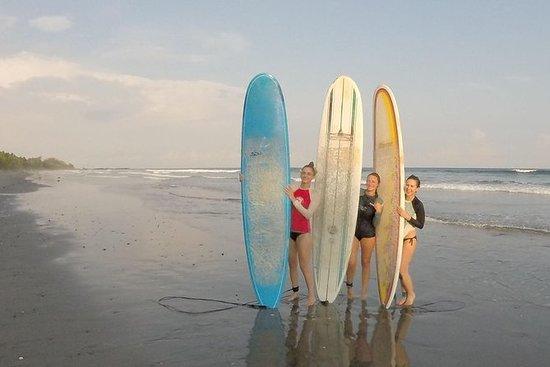 Surf Lessons in Montezuma