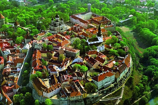 Medieval Tallinn : excursion d'une...