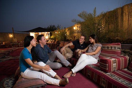 Sundowner Safari in the Dubai Desert...