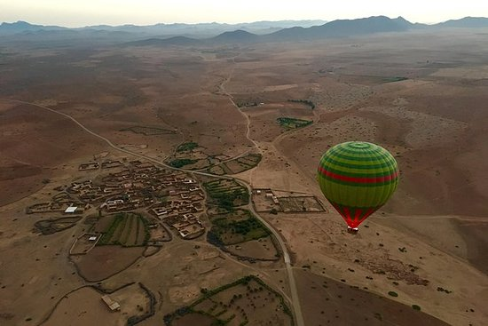 Marrakech Hot Air Balloon Morning...