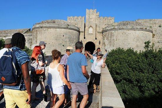 Rhodes Old Town en Lindos dagtour