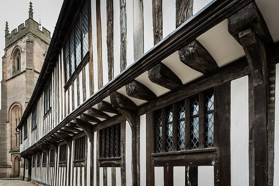 Shakespeare's Schoolroom and...