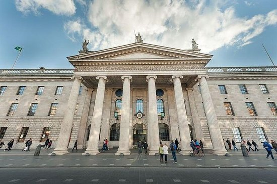 GPO Witness History Visitor Centre...