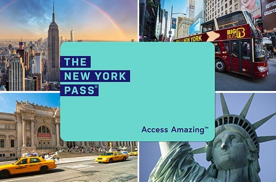 New York Pass with Fast Track Access