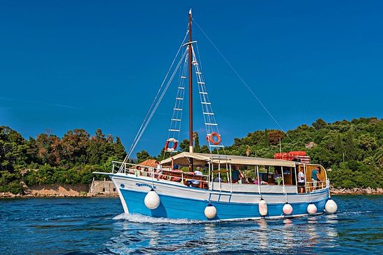 Full-Day Dubrovnik Elaphite Islands...