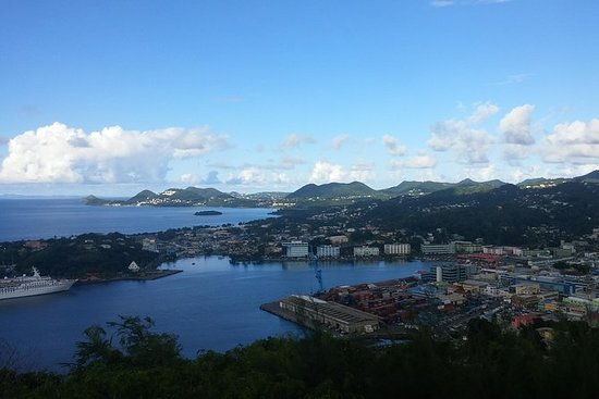 Saint Lucia 360 island Tour