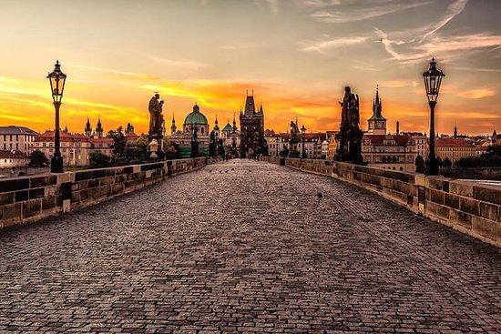 Tour de audio en Praga