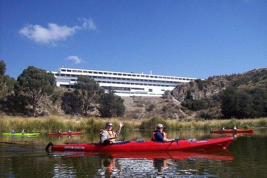 Kayak a las islas flotantes de los...