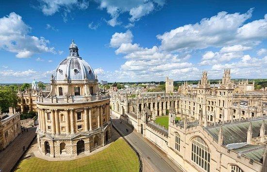 Excursion d'une journée à Oxford et...