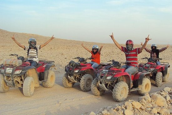 5 horas Quad Safari Hurghada con...