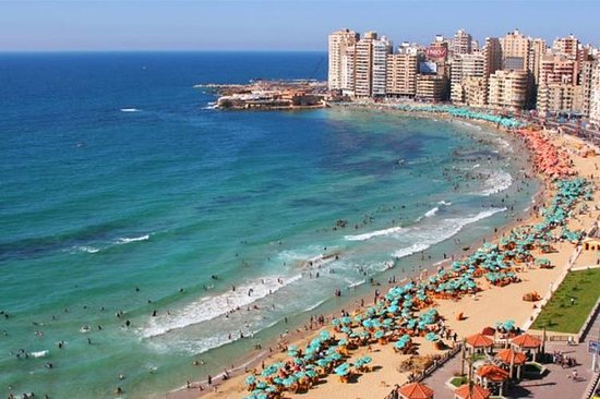 Over Day to Alexandria From Cairo with...