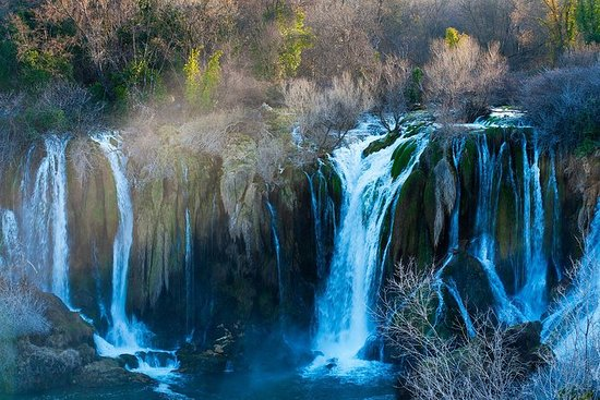 Mostar and Kravice Waterfalls from...