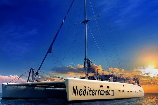 Mediterraneo Catamaran Sunset Cruise...